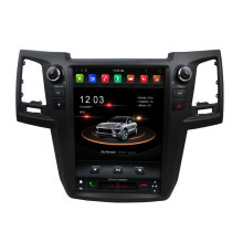 2019 Nueva pantalla táctil de navegación para automóviles Fortuner 2015