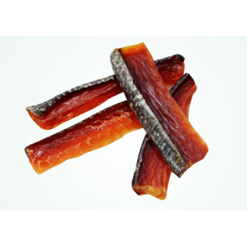 Healthy natural chicken breast jerky for dogs