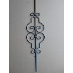 Wrought Iron Forged Balusters