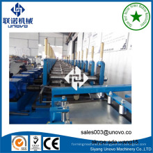 siyang rollformer line for solar energy bracket c pulin production