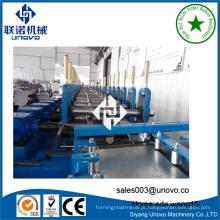 Máquina de formação de rolos para produção de reforço de arco de feixe de carro