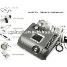 Luxury 6 in 1 diamond microdermabrasion peel