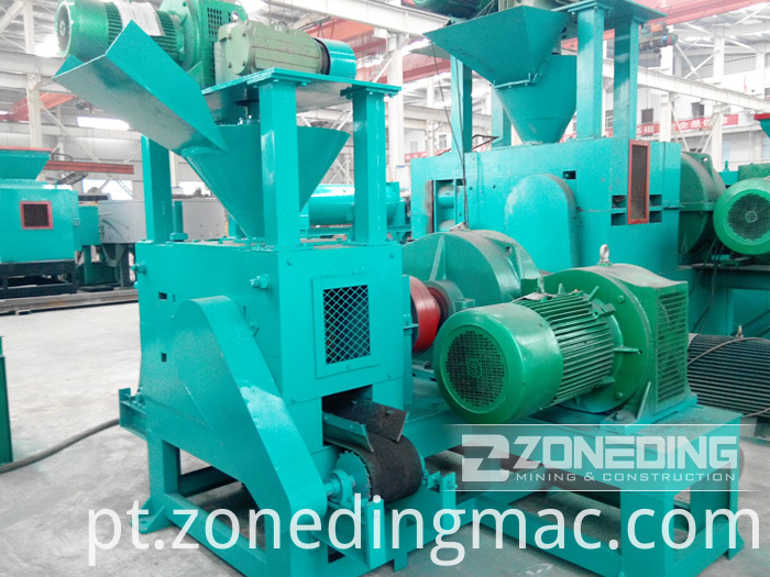 Steel Slag Briquetting Machine