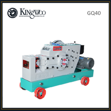 GQ40 Heavy-duty automatic steel bar cutter rebar cutting machine