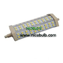 13W R7S Led Bulb 1080-1100lm 60pcs 5050SMD LED Lamp factory