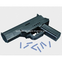Pistola de aire de la pistola del diseñador de la serie de la música 167PCS bloquea juguetes