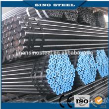 Usine Direct Salling ASTM A106 Tube en acier noir