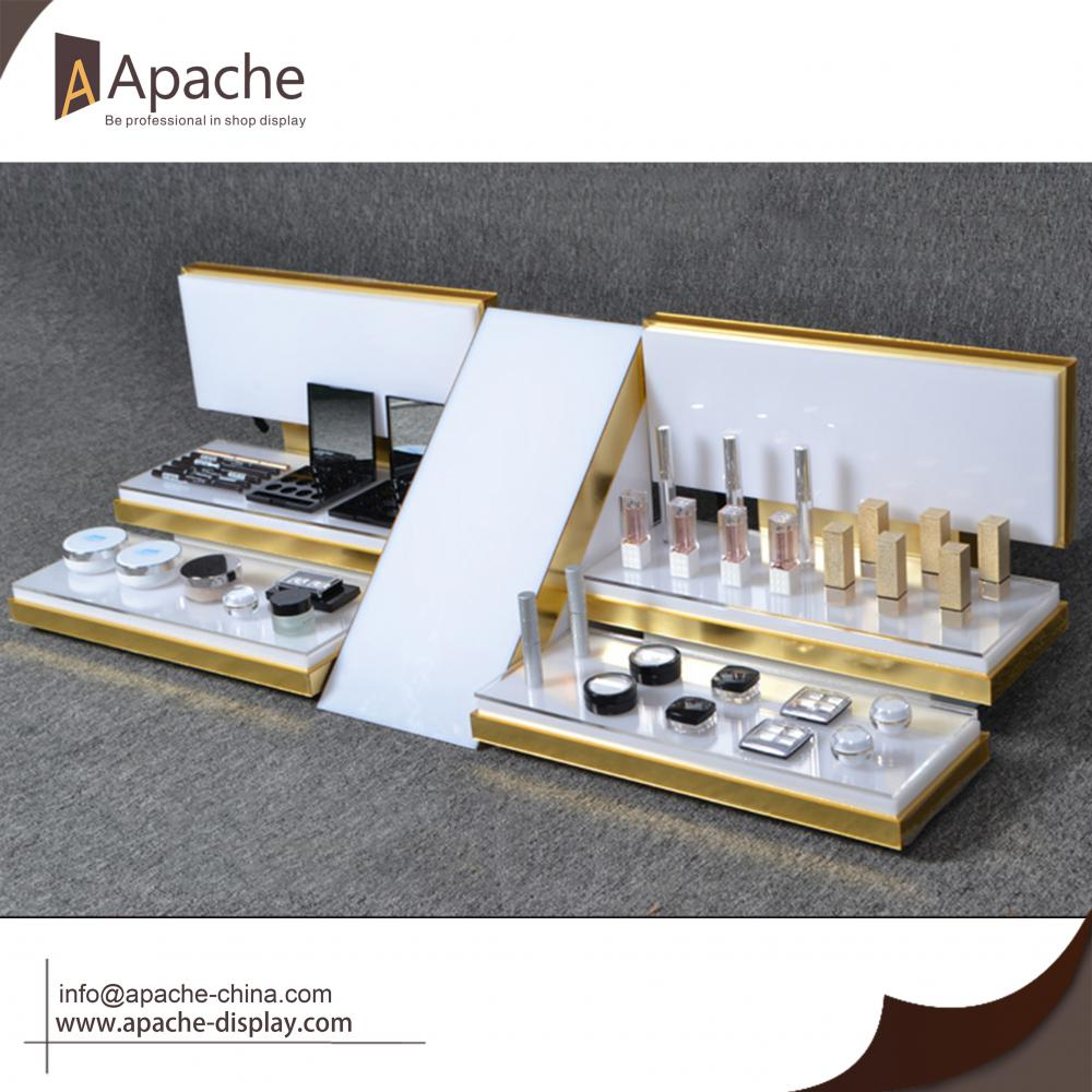 LED Acrylic Cosmetic Countertop Display