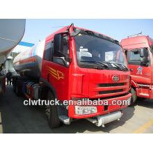 CLW Jiefang 25cbm tanque de gas LP, gas propano camión cisterna de gas