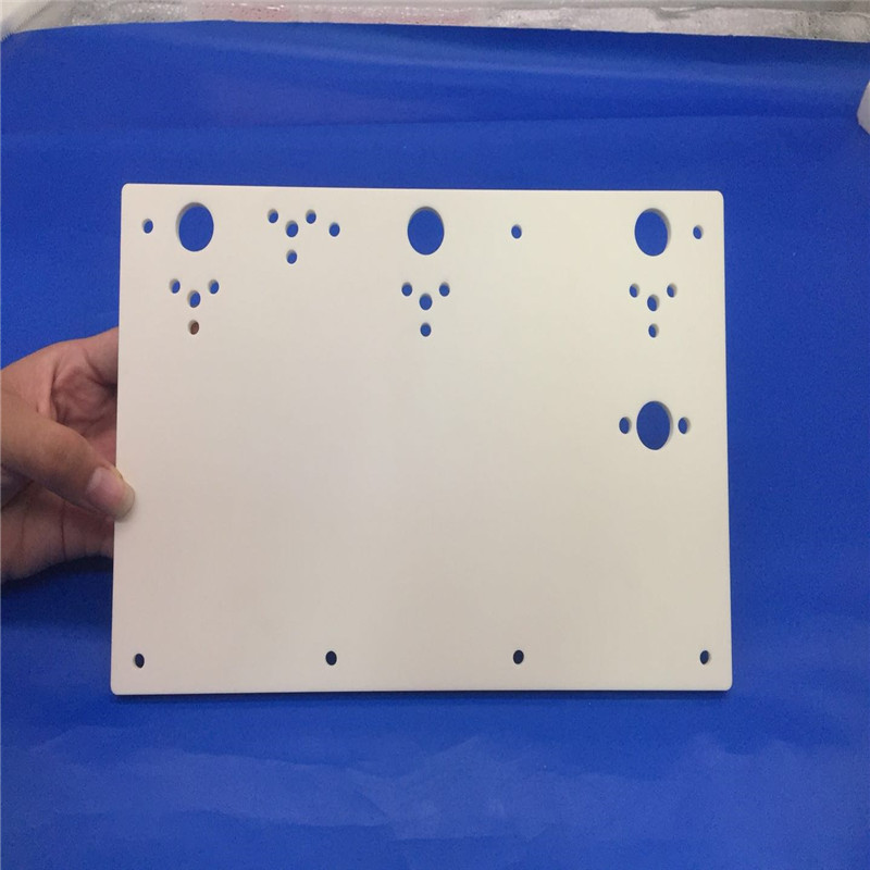 High Temperature Ceramic Plate