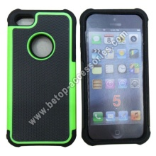 Rugged rubber hard case for iphone 5