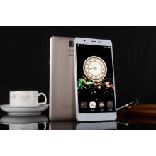 Venda quente 5,5 polegadas Android Smart Cell Phone Dual SIM Card 3G WCDMA Lower End Model
