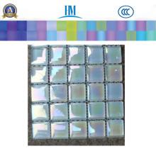 Baustoff Mosaik / Glas Mosaik für Schwimmbad