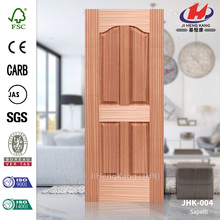 Concave Sale Natural Sapele Door Skin