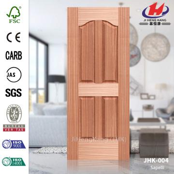 Concave Sale Natural Sapele Door Skin