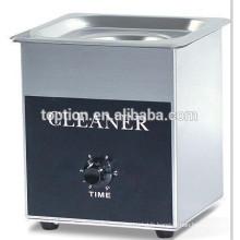 Nettoyeur à ultrasons chauffé numérique 3L avec minuterie et contrôle de chauffage, TP3-120B, 120W, 40Khz