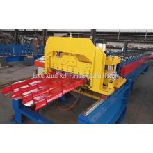 Pembuatan Tile Steel Roof Roll Rolling Machine