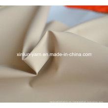 Tela de nylon revestida de alta calidad del elastano para el bolso