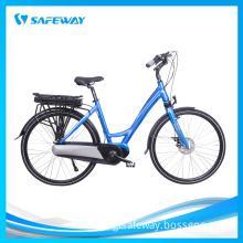 Fashionable lithium battery electric bike city bike