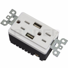 OEM Wall outlet GFCI usb type american socket