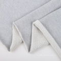 Трикотажная махровая ткань из блестящего полиэстера, хлопка, люрекса, микрофибры
