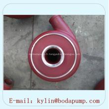 Pièces de pompe à boue Volute Liners