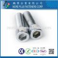 Fabricante en Taiwán Titanio de alta tecnología para piezas de automóviles Hex Screw