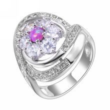 wedding accessories opal engagement rings
