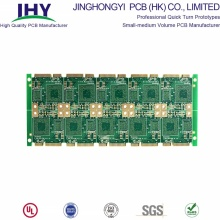 6 Layer Fr4 Based Gold Fingers PCB With ENIG