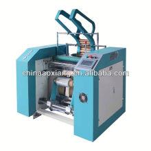 Máquina de papel higiénico rebobinadora automática