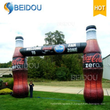 Custom Air Start Finishing Line Infatable Archway Advertising Inflatable Arch Models