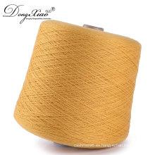 Proveedor de hilo de tejer de China Ventas principales de alta calidad Hilo gigante de lana merino súper grueso de bebé de alta calidad en precio bajo