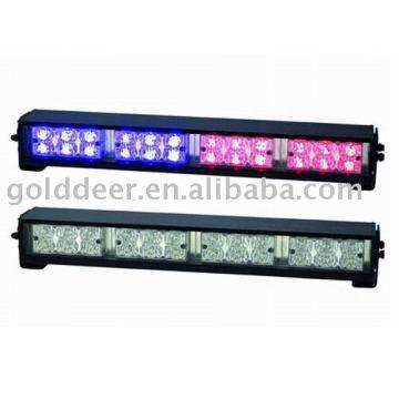 Painel de LED aviso luz Auto China 12V levou Lights(SL632) Deck