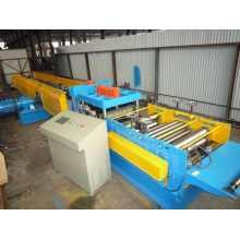 Forming Speed 12-15m/Min 17 Roller Stations C-Z Purlin Machine