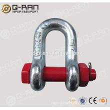 Drop Galvanized Rigging Heavy Duty G2150 Shackle