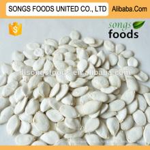 Graines de citrouille blanc neige prix en Chine, nouvelle récolte