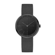 Unisex Cool Quartz Watch Minimalistisk Design