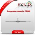 Pince de suspension en aluminium de haute qualité pour Opgw
