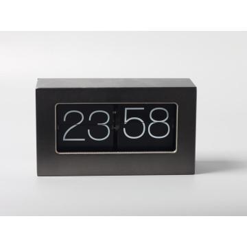 Big Wooden Box Flip Clock
