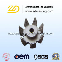 OEM Carbon Steel Precision Casting for Agricultural machinery
