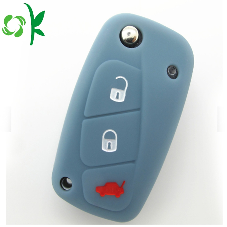 3 Button Flip Key Cover