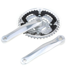 Chainwheel and Crank with Cover