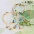 60639 Xuping new design 18k gold plated baby set