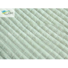 2W corn Niblet Polyester Nylon Blended Corduroy Fabric