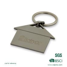 Günstige benutzerdefinierte Zink-Legierung Schlüsselanhänger