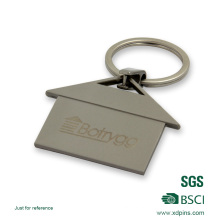 Cheap Custom Zinc Alloy Key Chain
