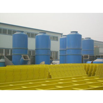 Desulphurization और denitrification deduster