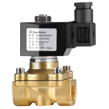 2/2-Way Zero Press Differential Solenoid Valve (ZS1DF02N1D16)