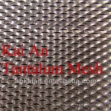 Malla de alambre de tántalo expandido de 2 mm