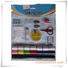 2015 Promotion Geschenk für Sewing Hotel Sewing Set / Set Tisch Nähen Set / Mini Nähzeug / Haushalt Nähen Set (HA20047)